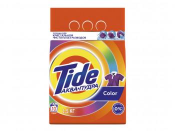 լվացքի փոշի եվ գել TIDE POWDER LS COLOR 1,5KG RUS(343702) 3702