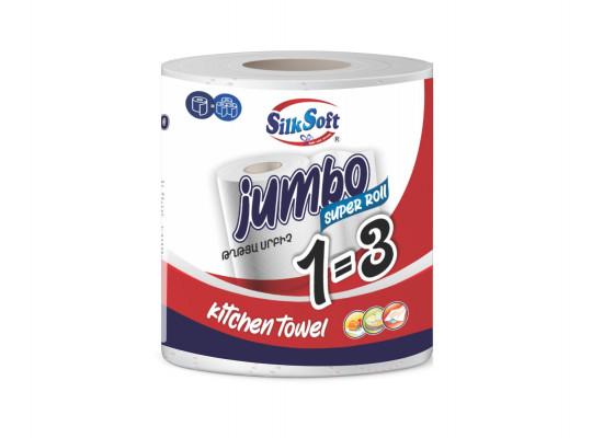 անձեռոցիկ JAMBO XXXL SILK ԹՂԹՅԱ ՍՐԲԻՉ 5282