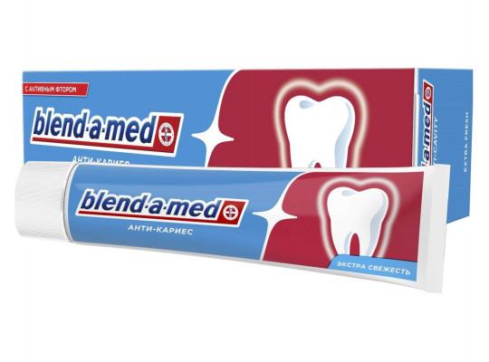 բերանի խոռոչի խնամք BLEND-A-MED TOOTH PAST FRESH MINT100ML CALCI-ST(418842) 8842