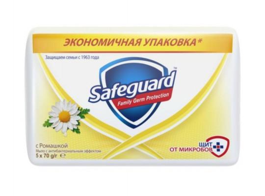 օճառ SAFEGUARD BS CHAMOMILE 5X70GR SET (029047) 9047