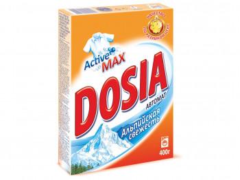 լվացքի փոշի եվ գել DOSIA ALPINE FRESHNESS 400gr(401156) 1156