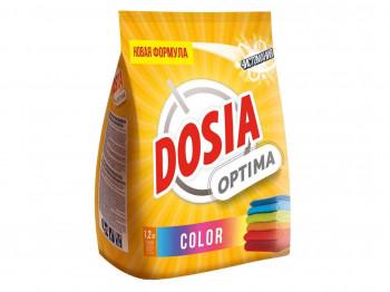 լվացքի փոշի եվ գել DOSIA OPTIMA COLOR 1.2kg(993251) 3251