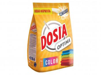 լվացքի փոշի եվ գել DOSIA OPTIMA COLOR 4kg(993206) 3206