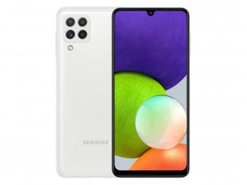 սմարթ հեռախոս SAMSUNG GALAXY A22 SM-A225F/DSN 4GB 128GB (WH)