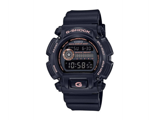 անալոգային ժամացույցներ CASIO G-SHOCK WRIST WATCH DW-9052GBX-1A4SDR