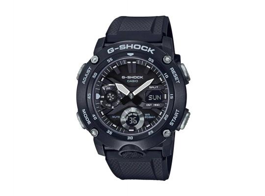անալոգային ժամացույցներ CASIO G-SHOCK WRIST WATCH GA-2000S-1ADR