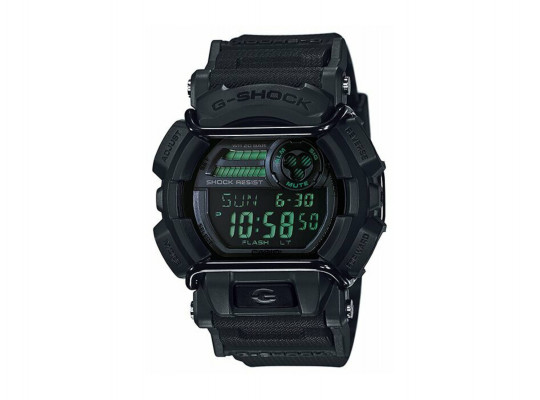 անալոգային ժամացույցներ CASIO G-SHOCK WRIST WATCH GD-400MB-1DR