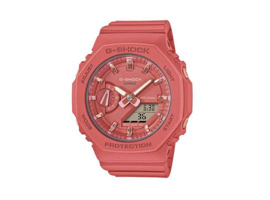 անալոգային ժամացույցներ CASIO G-SHOCK WRIST WATCH GMA-S2100-4A2DR
