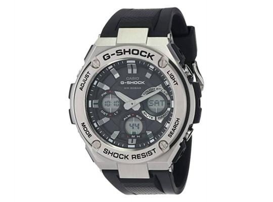 անալոգային ժամացույցներ CASIO G-SHOCK WRIST WATCH GST-S110-1ADR