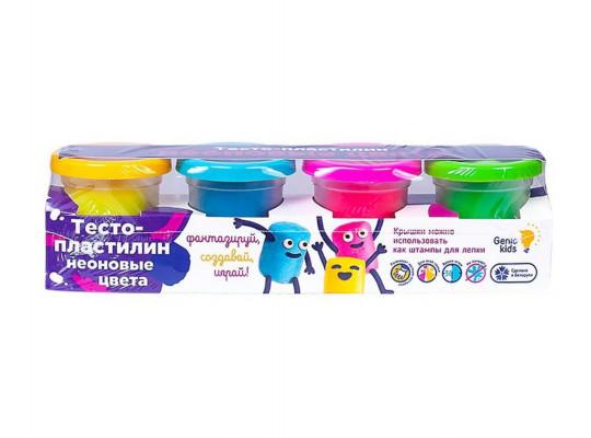պլաստիրին GENIO TA1016V Նեոնային գույներ