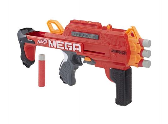 զենք HASBRO E3057 ատրճանակ փամփուշտով NERF MEGA BULLDOG