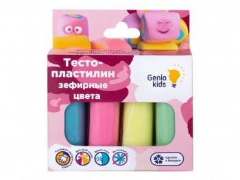 պլաստիրին GENIO TA1088  4 գույն