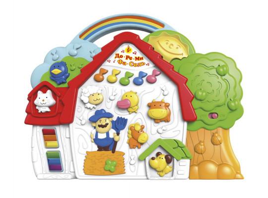 մանկական խաղալիք MUMMY LOVE TC65 Երժշտական խրճիթ