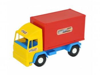 transport TIGRES 39210 Mini truck контейнер