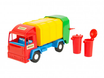 transport TIGRES 39211 Mini truck мусоровоз