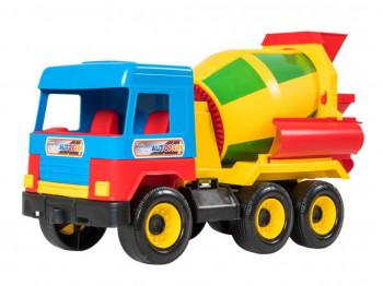 transport TIGRES 39223 Middle truck бетоносмеситель