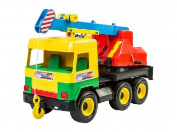 transport TIGRES 39226 Middle truck кран