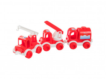 transport TIGRES 39547 Набор авто Kid Cars пожарная