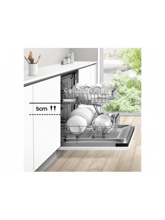 ներկառուցվող սպասք լվացող մեքենա SAMSUNG DW50R4040BB