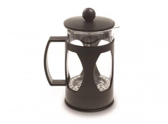թեյնիկեր/թեյի թրմիչներ NAVA 10-109-060 GLASS 350ML BLACK