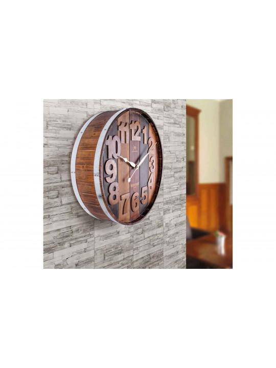 պատի ժամացույց LOWELL 21470