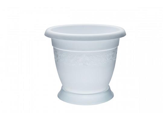 ծաղկի զամբյուղ ELF PLAST 001 ORNAMENT WITH TRAY 0.5L