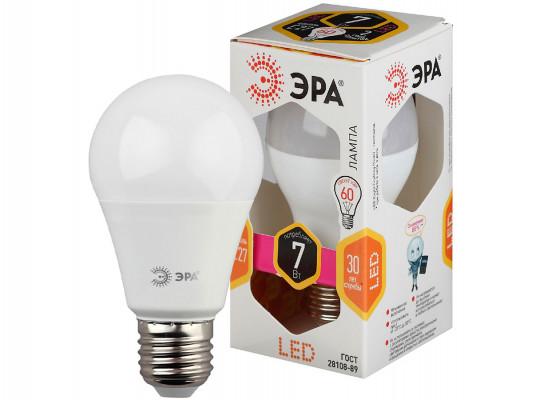 լամպ ERA A60-7W-827-E27