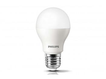 լամպ PHILIPS ESS-LED BULB-5W-E27-3000K-230V(821961)