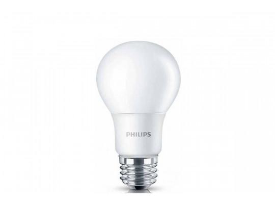 լամպ PHILIPS LED BULB-7W-E27-6500K-HV ECO(639679)
