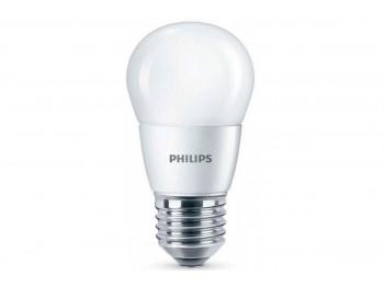 լամպ PHILIPS ESS-LED-6.5-75W-E27-840-P45ND(817032)