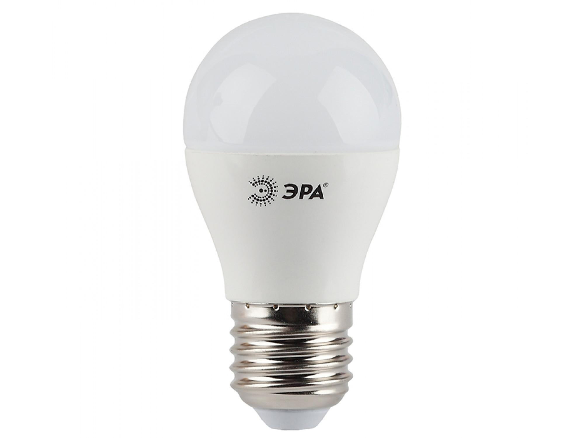 լամպ ERA LED P45-7W-840-E27