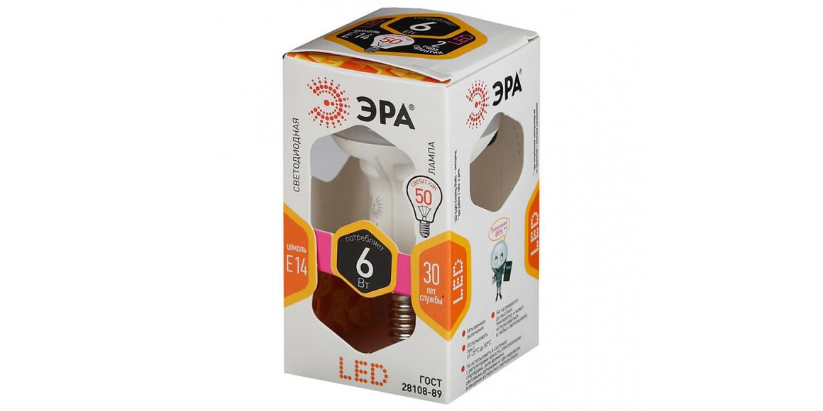 լամպ ERA LED R50-6W-827-E14