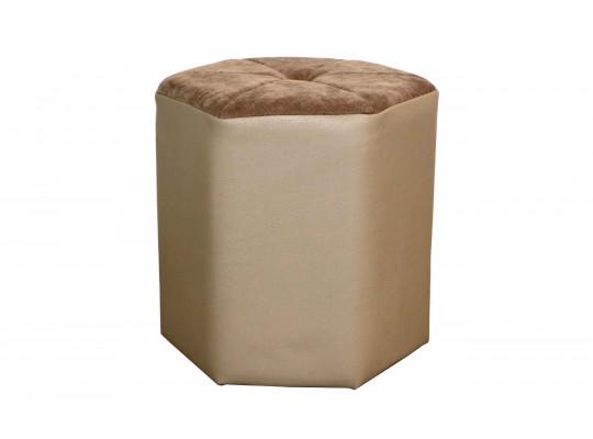 աթոռակ VEGA HEXAGON (38x38x38) COMBY (1)