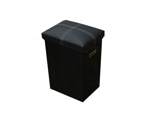 աթոռ LIMON 1935 HOST RECTANGLE BLACK(905121)