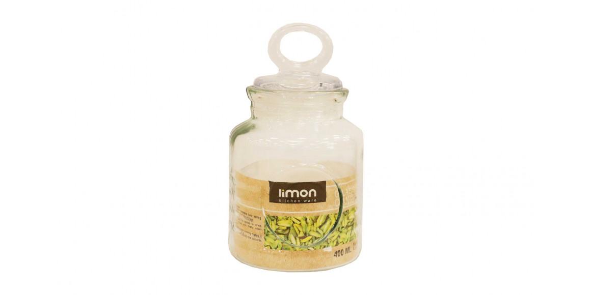 անոթ LIMON 200800 ROSTIC GLASS N6(905939)