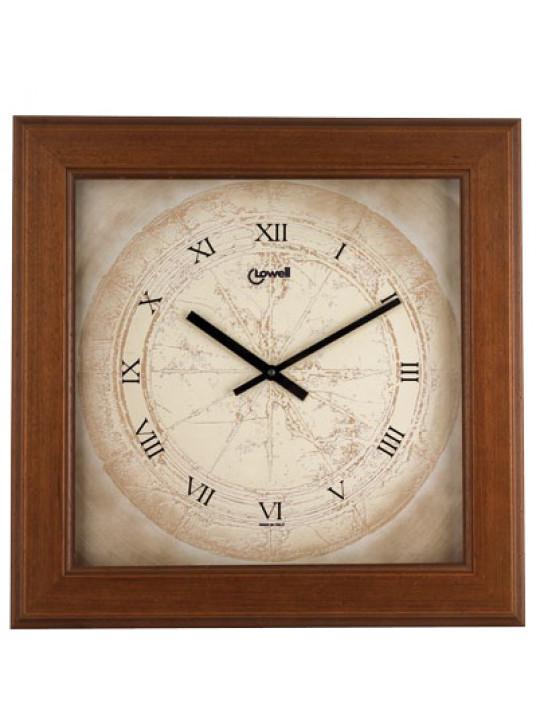 պատի ժամացույց LOWELL 03535