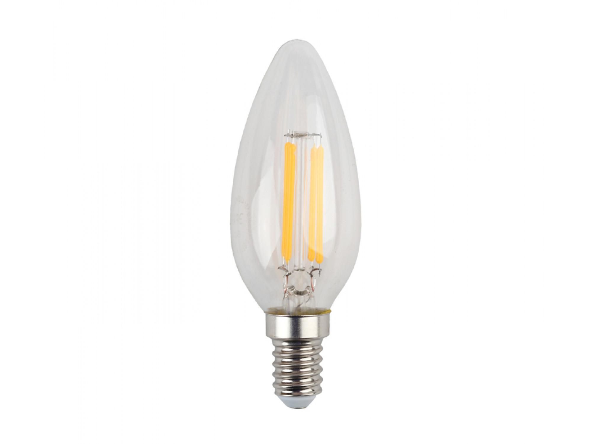 լամպ ERA F-LED B35-5W-827-E14