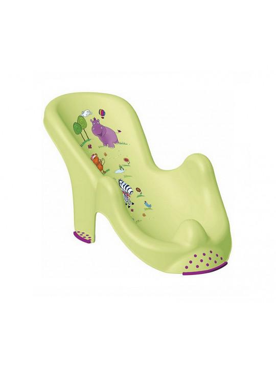 մանկական աթոռ OKT 18619262012 ANATOMIC BATH HIPPO LIME
