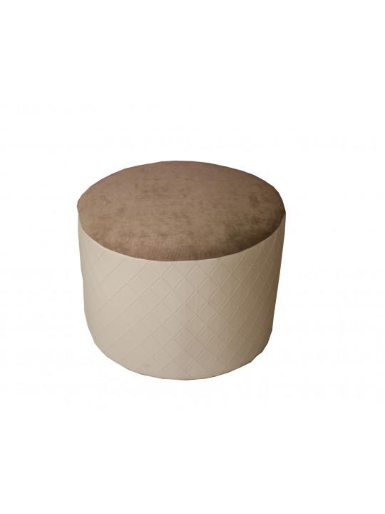 աթոռակ VEGA OVAL (38x43x33) COMBY (1)
