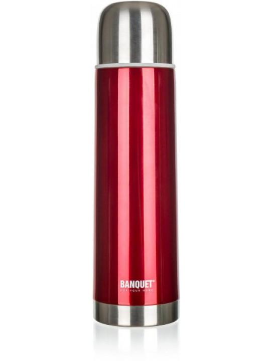 թերմոս BANQUET 48T075SR AVANZA RED 0.75L