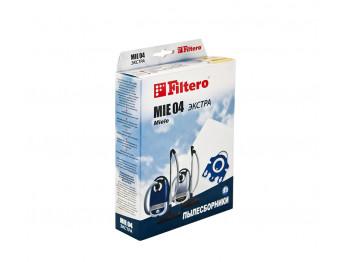 փոշեկուլի պարկ FILTERO MIE 04 EX (x3)